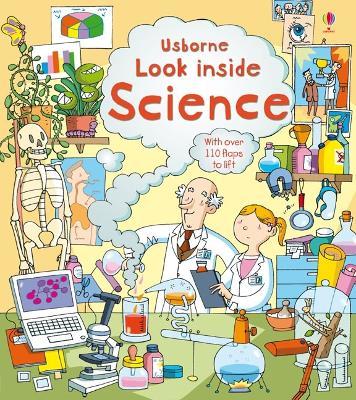 Look Inside Science book