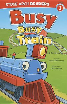 Busy, Busy Train book