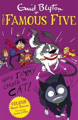 Famous Five Colour Short Stories: When Timmy Chased the Cat book