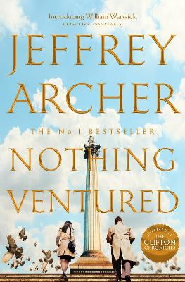 Nothing Ventured: The Sunday Times #1 Bestseller book