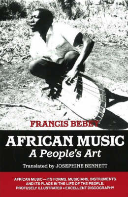 African Music A People's Art book