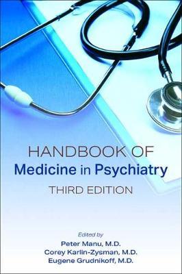 Handbook of Medicine in Psychiatry book