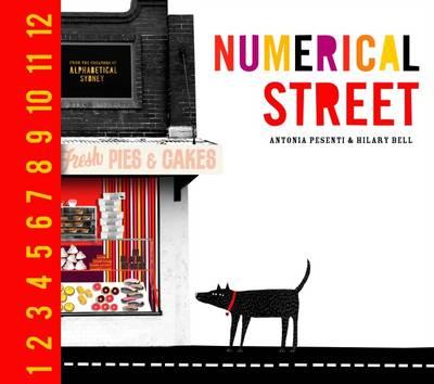 Numerical Street by Antonia Pesenti