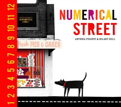 Numerical Street by Hilary Bell