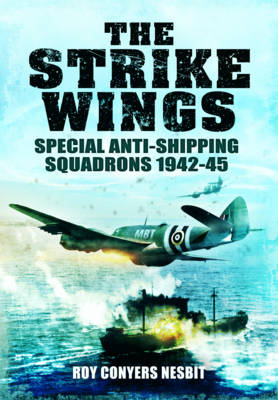 Strike Wings by Roy Conyers Nesbit