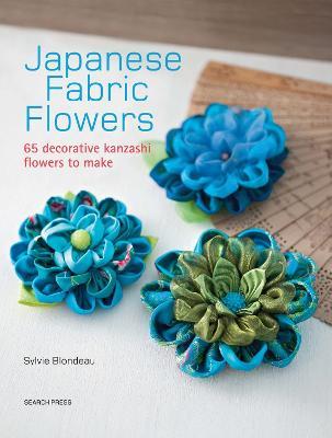 Japanese Fabric Flowers book
