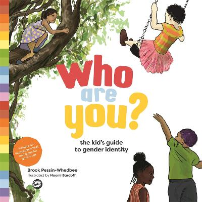 Who Are You? by Brook Pessin-Whedbee