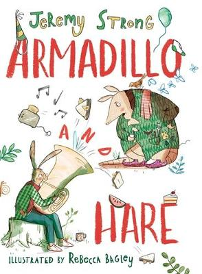 Armadillo and Hare book