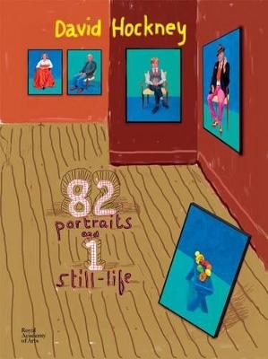 David Hockney: 82 Portraits and 1 Still-Life by Tim Barringer