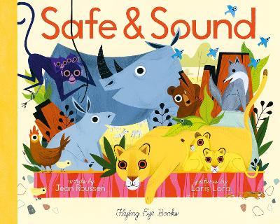 Safe & Sound by Roussen Jean