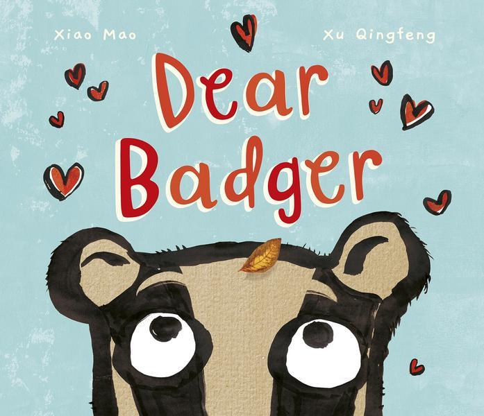 Dear Badger book