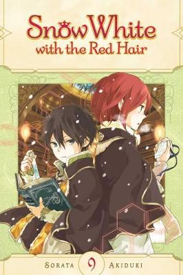 Snow White with the Red Hair, Vol. 9 book