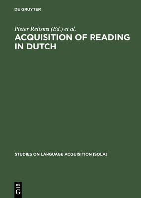 Acquisition of Reading in Dutch by Pieter Reitsma