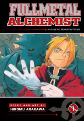 Fullmetal Alchemist: Vol. 1: Two Brothers, One Mission by
