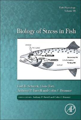 Biology of Stress in Fish by Anthony Peter Farrell