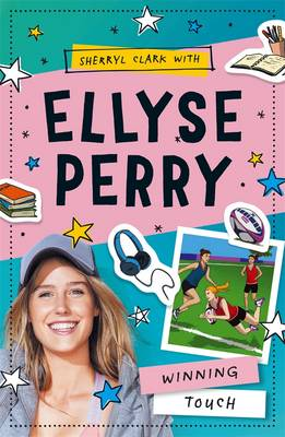 Ellyse Perry 3 book