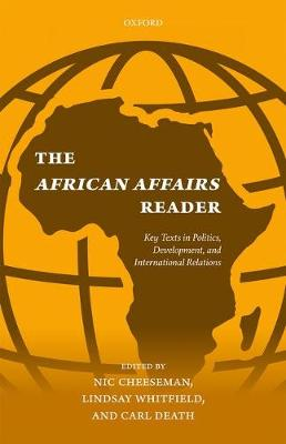 African Affairs Reader by Lindsay Whitfield