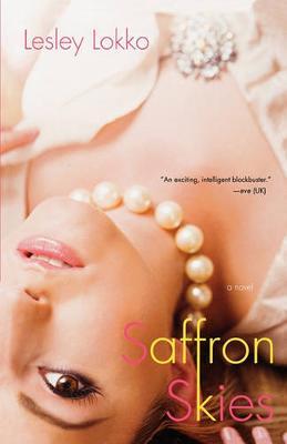Saffron Skies book