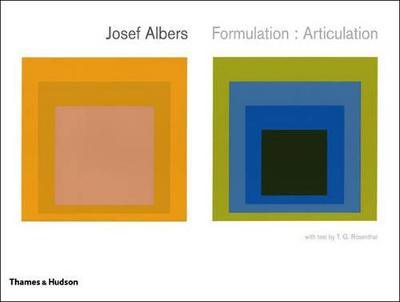 Josef Albers Formulation: Articulation by Josef Albers