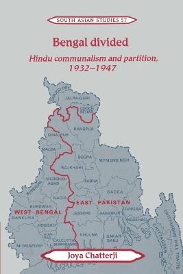 Bengal Divided book