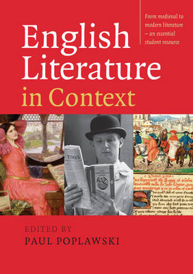 English Literature in Context book