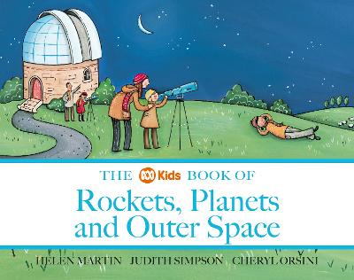 ABC Book of Rockets, Planets and Outer Space by Helen Martin