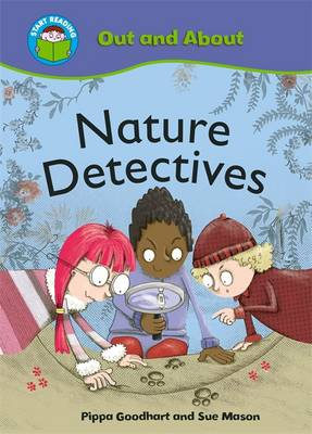 Nature Detectives by Pippa Goodhart