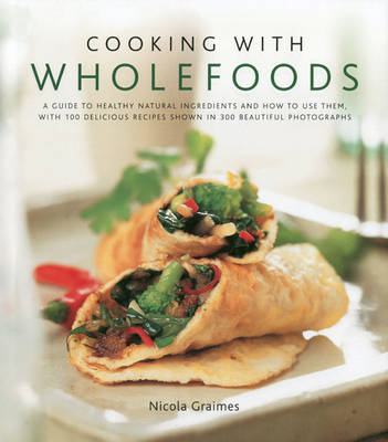 Cooking with Wholefoods book