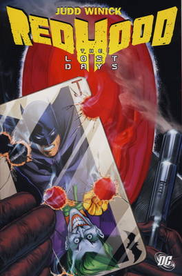 Batman: The Red Hood The Red Hood Lost Days by Judd Winick