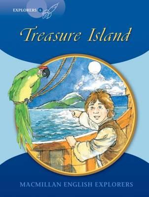 Explorers 6 Treasure Island by Gill Munton