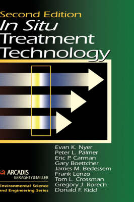 In Situ Treatment Technology by Evan K. Nyer