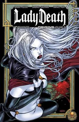 Lady Death Origins, Volume 2 by Gabriel Guzman
