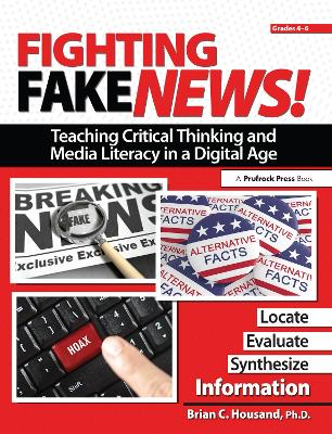 Fighting Fake News! by Brian Housand