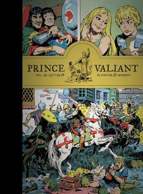 Prince Valiant Vol. 21: 1977-1978 by Hal Foster