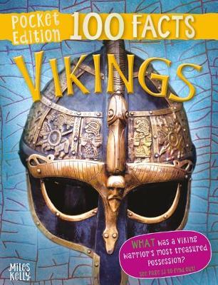 100 Facts Vikings Pocket Edition by Macdonald Fiona