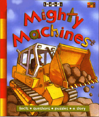 Mighty Machines book