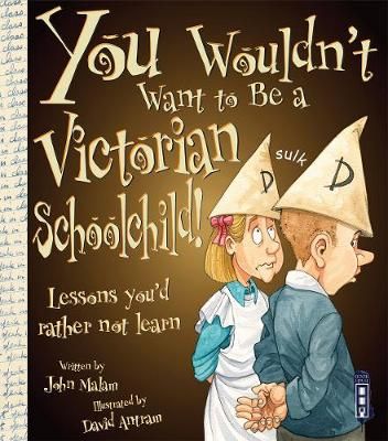 You Wouldn't Want To Be A Victorian Schoolchild! book