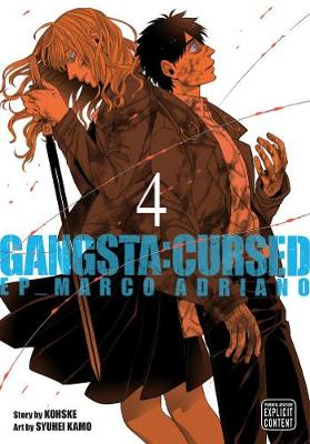 Gangsta: Cursed., Vol. 4 by Syuhei Kamo
