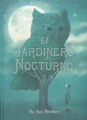 El Jardinero Nocturno by Eric Fan