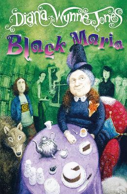 Black Maria by Diana Wynne Jones