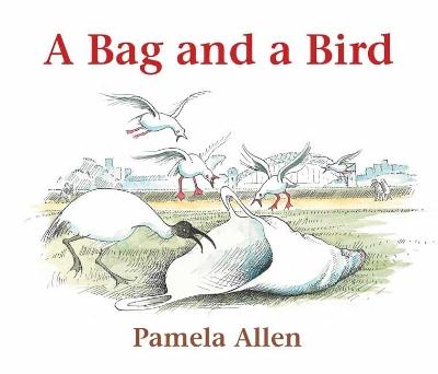A Bag and a Bird by Pamela Allen