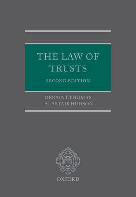 Law of Trusts by Geraint Thomas