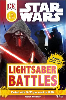 Star Wars Lightsaber Battles by Lauren Nesworthy