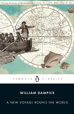 A New Voyage Round the World book