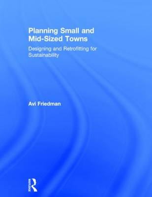 Planning Small and Mid-Sized Towns book