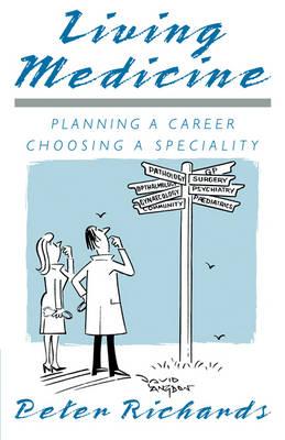 Living Medicine by Peter Richards
