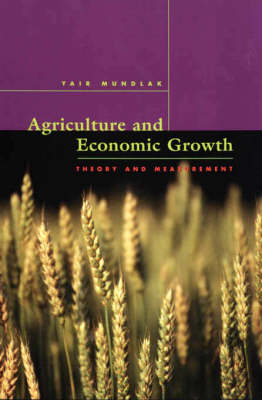 Agriculture and Economic Growth book