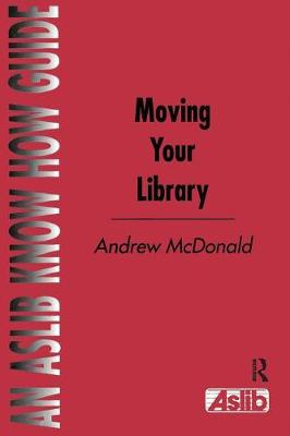 Moving Your Library by Andrew McDonald