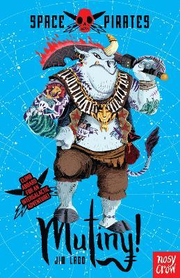 Space Pirates: Mutiny by Jim Ladd