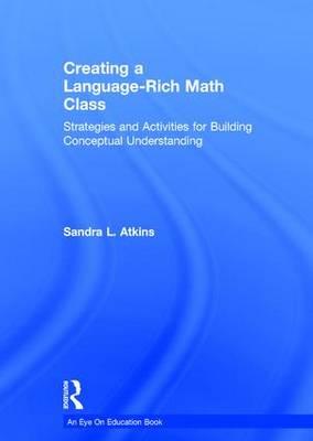 Creating a Language-Rich Math Class book